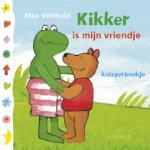 Kikker is mijn vriendje (Max Velthuijs) (Paperback / softback)