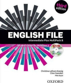 English File third edition: Intermediate Plus: MultiPACK B : The best way to get your students talking