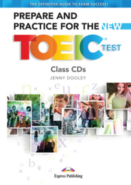 Prepare & Practice For The Toeic Tests  Class Cds(Set Of 7) International (New)