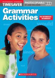 Grammar Activities: Pre-intermediate-Intermediate
