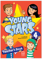 Young Stars 4 Teachers Book