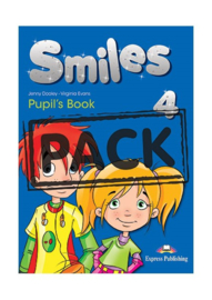 Smiles 4 Pupil's Book With Iebook (& Let's Celebrate) (international)