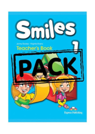 Smiles 1 Teacher's (with Let's Celebrate & Posters) (international)