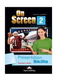 On Screen 2 Presentation Skills Teacher's Book (international)