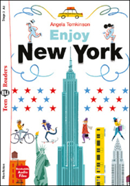 Enjoy New York + Downloadable Multimedia