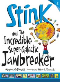 Stink And The Incredible Super-galactic Jawbreaker (Megan McDonald, Peter H. Reynolds)