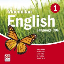 Macmillan English Level 1 Language Book Audio CD (2)