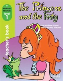 The Princess And The Frog Teacher's Book
