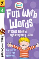 Stages 2-4: Biff, Chip and Kipper: Fun With Words Flashcards