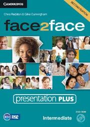 face2face Second edition Intermediate Presentation Plus DVD-ROM