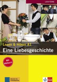 Eine Liebesgeschichte Buch met Audio-CD