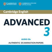Cambridge English Advanced 3 Audio CDs (2)