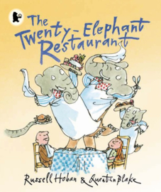 The Twenty-elephant Restaurant (Russell Hoban, Quentin Blake)