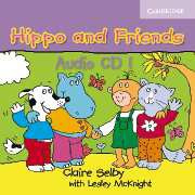 Hippo and Friends Level1 Audio CD