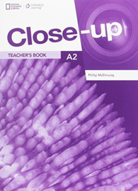 Close-up A2 Teacher's Book + Online Teacher's Zone + Audio + Video Discs