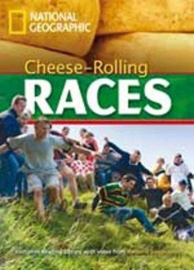 Footprint Reading Library 1000: Cheese-rolling Races Book With Multi-rom (x1)