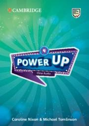 Power Up Level4 Class Audio CDs