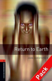 Oxford Bookworms Library: Level 2:: Return to Earth audio CD pack
