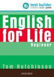 English For Life Beginner Test Builder Dvd-rom