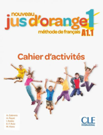 Jus D'Orange Niv.1 Cahier Exercices 2E Ed.