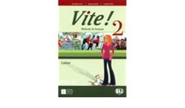 Vite! 2 Activity Book + Student's Audio CD