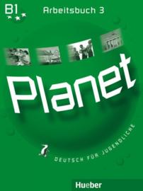 Planet 3 Werkboek