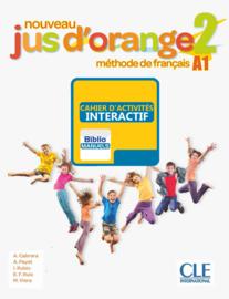 Nouveau Jus d'orange 2 - Niveau A1 - Version numérique élève - Cahier d'activités