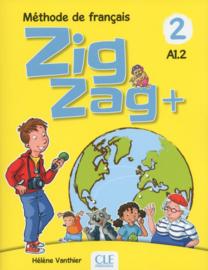Zigzag + - Niveau 2 - Livre de lélève