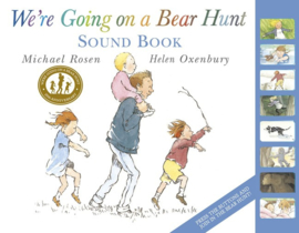 We're Going On A Bear Hunt Sound Chip Edition (Michael Rosen, Helen Oxenbury)