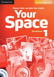 Your Space Level1 Workbook with Audio CD