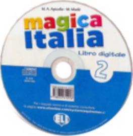 Magica Italia 2 Class Digital Book - Dvd