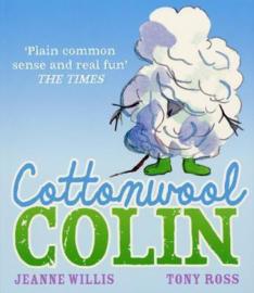 Cottonwool Colin (Jeanne Willis) Paperback / softback