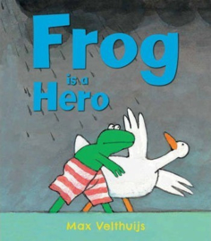 Frog is a Hero (Max Velthuijs) Paperback / softback