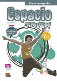Espacio Joven NL edition Libro del alumno + cd