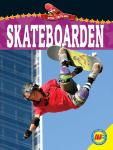 Skateboarden (Rennay Craats)