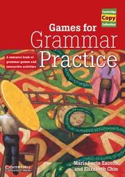 Games for Grammar Practice Book