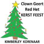 Clown Geert Red Het Kerst Feest (Kimberley Korenaar)