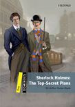 Dominoes One Sherlock Holmes: The Top-secret Plans