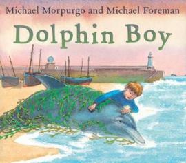 Dolphin Boy (Michael Morpurgo) Paperback / softback
