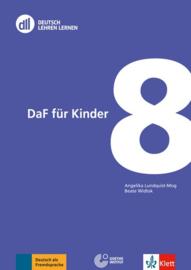 DLL 08: DaF für Kinder Buch met DVD