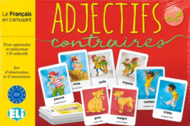 Adjectives Et Contraires