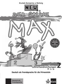 Der Grüne Max Neu 2 Lehrerhandbuch