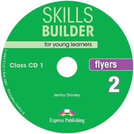 Skills Builder For Young Learners Flyers 2 Class Cds (set Of 2) Revised