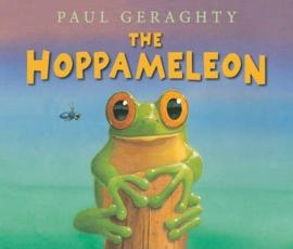 The Hoppameleon (Paul Geraghty) Paperback / softback