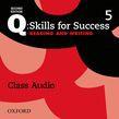 Q: Skills For Success Level 5 Reading & Writing Class Audio Cd (x3)