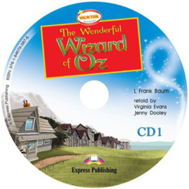 The Wonderful Wizard Of Oz Audio Cd's (set Of 2)