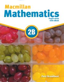 Macmillan Mathematics Level 2 Pupil's Book + eBook Pack B