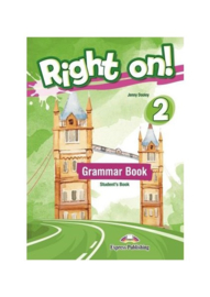 Right On! 2 Grammar Student's Book With Digibook App (international)