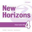 New Horizons 4 Class Cd