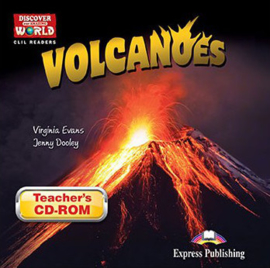 Volcanoes Teacher's Cd-rom (daw) International